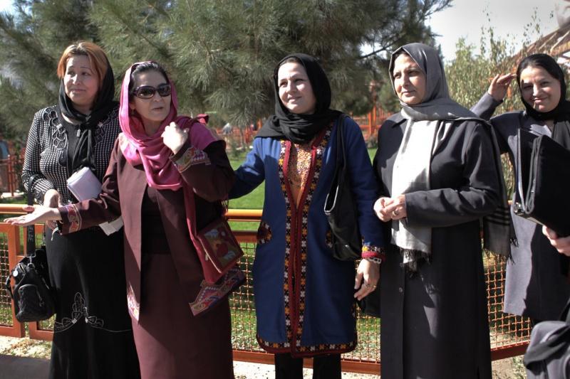 Dr. Hussn Banu Ghazanfars Leistungen sind grundlegend für die dauerhafte Stärkung von Frauen und der Gleichstellung der Geschlechterin Afghanistan.