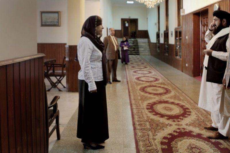 Shinkai Karokhail steht für Frauenrechte in Afghanistan. Durch ihre Arbeit wurden manche Gesetze im afghanischen Gesetzbuch zugunsten der Frauen geändert.