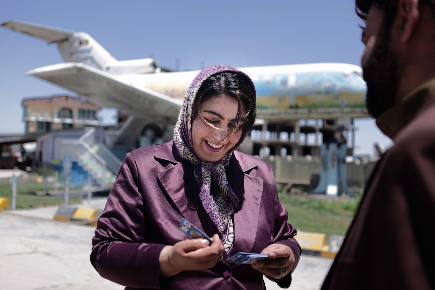 Seena Rahmani – TV Produzentin